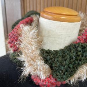 棒針編みはじめて⭐︎ガーター編みのきれいな編み方!