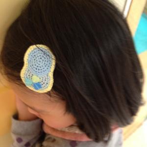 ストアカにて親子で編み物❤︎丸モチーフ⭐︎オンラインレッスン