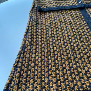 土曜日レッスン⭐︎かぎ針編みカーディガン&スカート