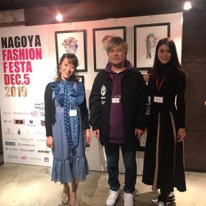 きいちゃん×名古屋ファッションフェスタ☆