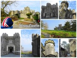 湖水地方 with 柴 Wray Castle