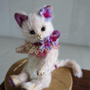 スタートしました!ニャンとも可愛い〜猫展
