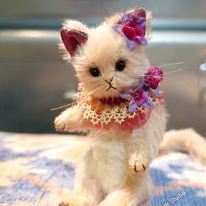 ニャンとも可愛い〜猫展 Canpanula Cat