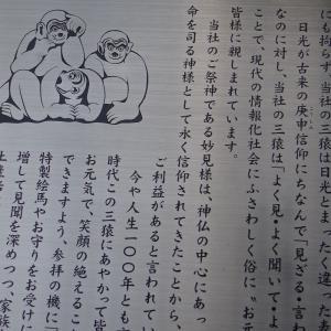 (75) 「非常事態宣言の前に!埼玉に行ってしまいました!」秩父市街地で!