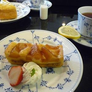 大阪市立東洋陶磁美術館 喫茶サロン&戴き物