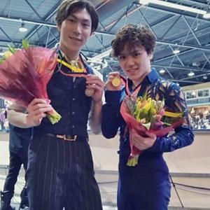 宇野昌磨選手 チャレンジカップ オランダ大会優勝