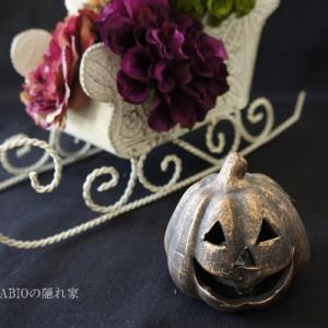 ハロウィンのオブジェ