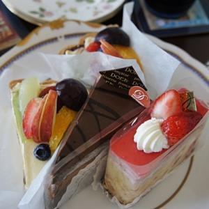 DOELのケーキ