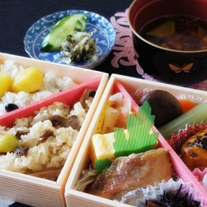京のデパ地下で「美味しい秋」