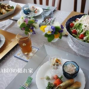 ゴールデンウィーク おもてなしのテーブル