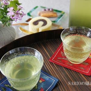 フィルターインボトルで冷煎茶
