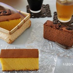 福砂屋のカステラとオランダケーキ