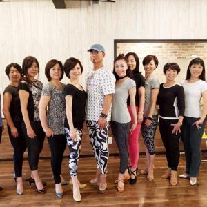 【美姿勢トーニング 関西ブラッシュアップ研修 2】 SV内田先生のヒールを使ったカラダ講座♡