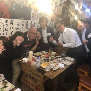 立川磯坊主で異業種交流会♪お料理と接客が素晴らしいお店!