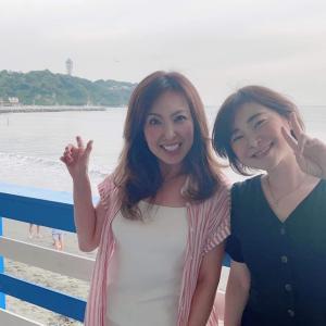 江ノ島の海の家【Ao】で楽しい時間♪