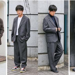 「2020年スーツはどこへ行く?」MEN'S EXでの2大巨頭の対談で見えるスーツスタイルの未来