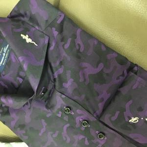 オーダーシャツの魅力は「サイズ感」と「刺繍」個性的なシャツでビジネスもカジュアルも楽しむ