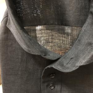 再アピール!リネン(麻)100%のオーダーシャツが快適だった件/長袖シャツでも涼しい