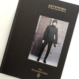 エルメネジルド・ゼニアからANTEPRIMA(アンテプリマ)2020-21秋冬コレクションが届く