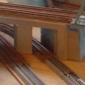 2021/05/21 左手前トンネルエリアの造成 2