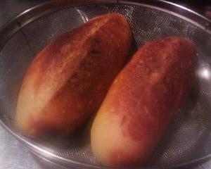 ミックス酵母でフランスパン