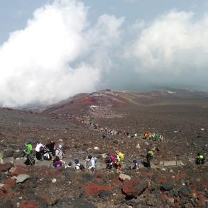 写真を見ると富士山が恋しくなる。