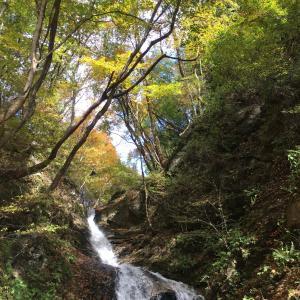 関東甲信越800キロの旅   その3   縁結びの滝