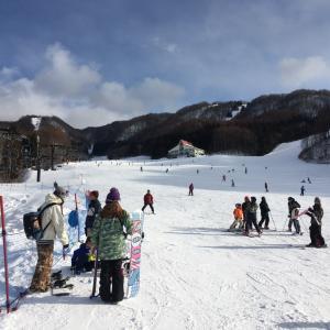 みなかみ町はスキーと食が充実していました!