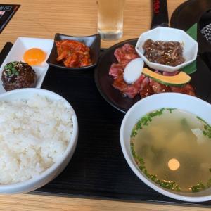 焼肉エクスプレス御膳 in 新宿トラジ