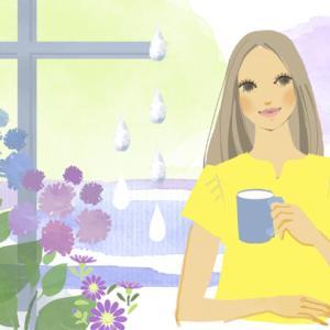vol.16梅雨時の妊活 せんねん灸妊活サイト