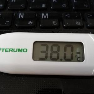 風邪引いた・・・