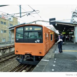 2013年11月・大阪環状線201系