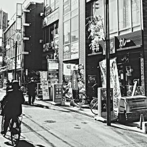 京阪・香里園駅西口付近