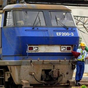 2009年6月 梅田貨物
