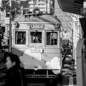 2013年1月あびこ道駅