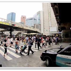 2014年7月・大阪駅前