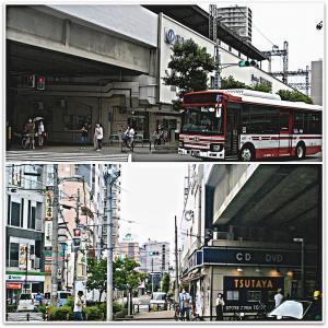 京阪本線  ・ 守口市駅付近