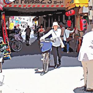 2013年夏・千林商店街
