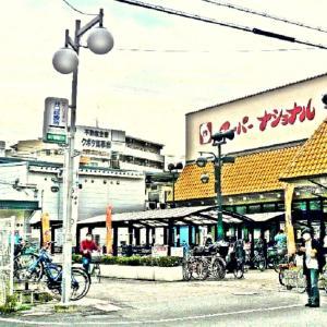 京阪本線・森小路駅駅前