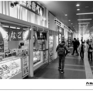 2018年11月・高松駅