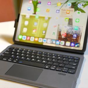 iPadをノートパソコンに!Ewinキーボードケース開封レビューby悟空