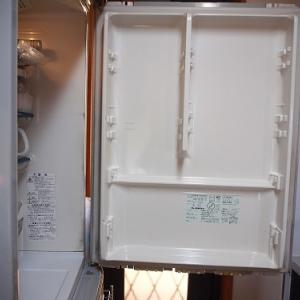 無印良品を使って冷蔵庫のドア収納の見直し