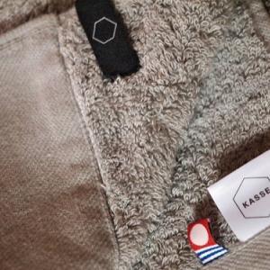 KASSEのタオル使ってます マラソン& クーポン同時二枚使用でフライングポチ