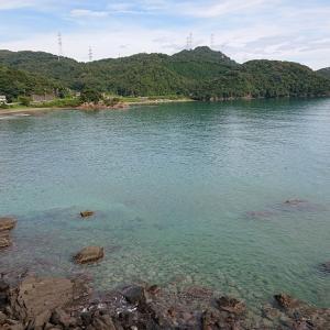 9月5日 若狭高浜&京丹後キス釣り♪