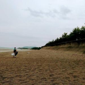 8月1日~2日 七里御浜投げ釣り♪