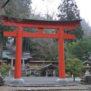 神仏霊場巡拝(奈良・丹生川上神社下社)