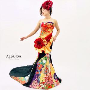 誰よりもインパクトがあり目立つ華やか和ドレスを、着る用途でや価格帯で選ぼう❣️