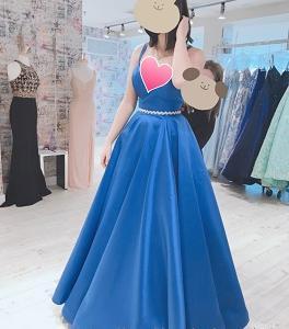 『決断の時』人生の一大イベント*決めたドレスはまさかの〇〇〇!
