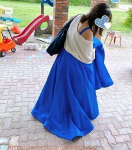 『娘の卒業式の1日は』6月だっていうのに*とにかく寒かったという思い出+ドレス写真