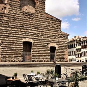 コロナで変わったフィレンツェの中心街